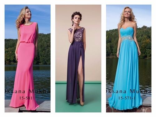 Платья в римском стиле