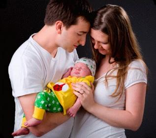 молодые родители