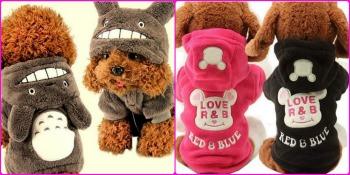 Одежда для собак и кошек на Алиэкспресс