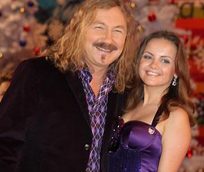 Жена Игоря Николаева снимается в кино