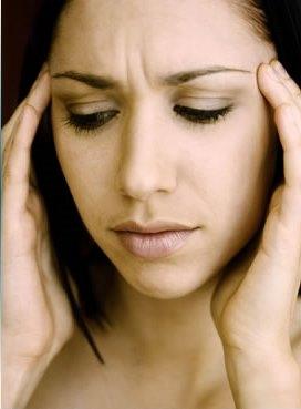 Причины головной боли в области висков