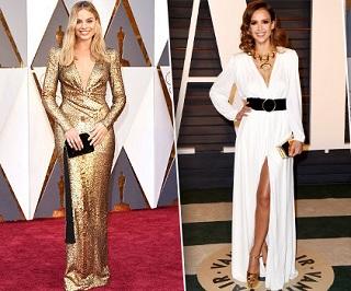 Лучшие наряды «Оскара»-2016