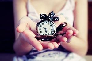 Часы в качестве презента