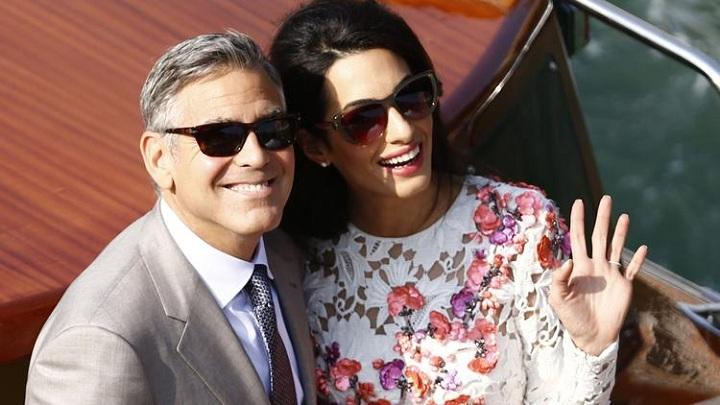 Свадьба Джорджа Клуни