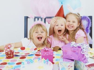 Детский день рождения по-челябински