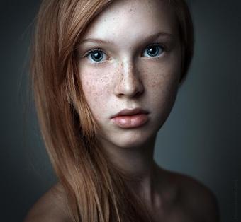 Девочка-подросток