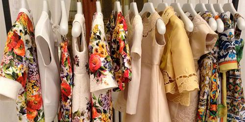Коллекция детской одежды от Dolce & Gabbana