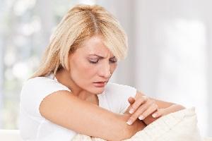 Экзема симптомы