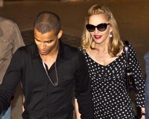 Мадонна и Брахим