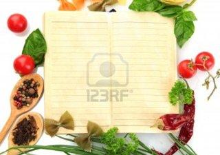Книга рецептов в подарок своими руками