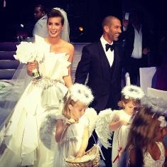 свадьбы знаменитостей в 2013 году