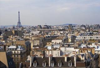 Столица Франции