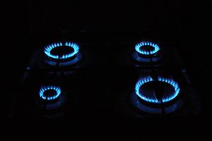 Безопасность при работе с газовой плитой