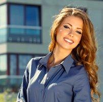 женщина и успех