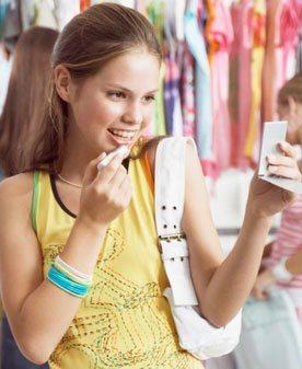 Как стать красивой в 13-15 лет