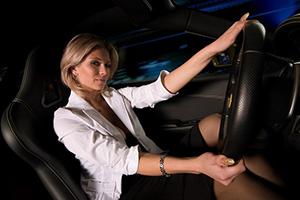Какие машины подходят для бизнес-леди