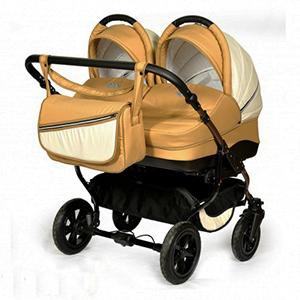 Как выбрать детскую коляску для двойни