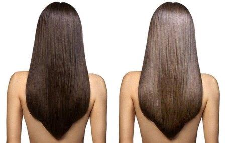 Как сделать ламинирование волос