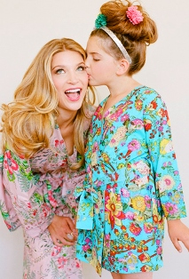Мода для детей и мам: весна-лето 2014