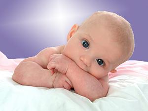 месяц ребенку диатез