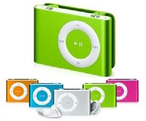 Выбор MP3 для занятия бегом