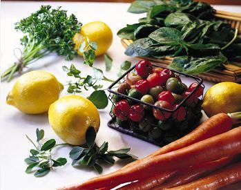 Сбалансированное вегетарианское меню