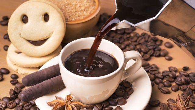 Где и как пьют кофе