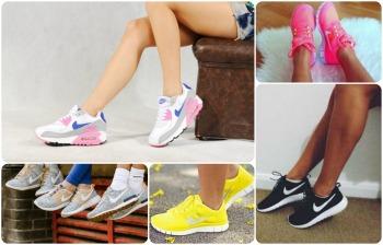 О популярности спорта и спортивной обуви