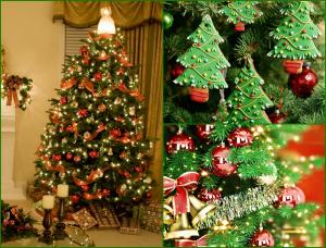 Как стильно и красиво украсить елку