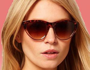 Как подобрать солнечные очки по типу лица