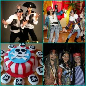 Идеи для пиратской вечеринки