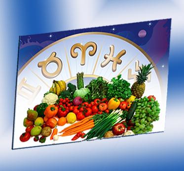 Астрология и питание