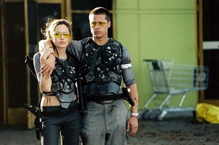 Супруги Питт-Джоли