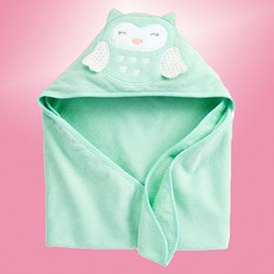 Как выбрать полотенце для ребенка