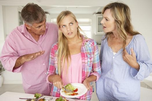 Почему родители разводятся