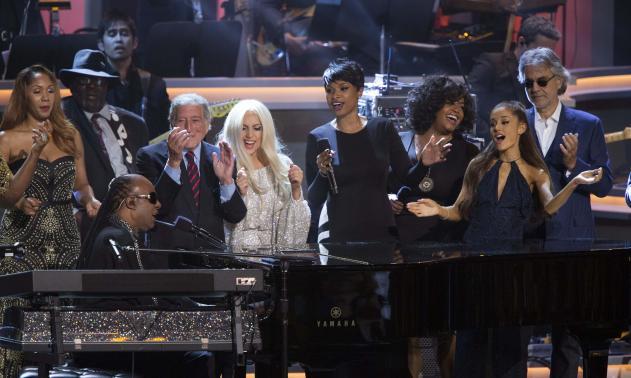 Концерт в честь Стиви Уандера 2015