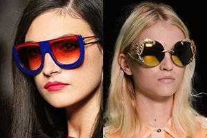 Солнцезащитные очки - мода 2015