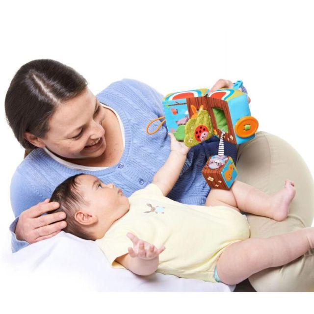 Развитие ребенка от 0 до 5 лет