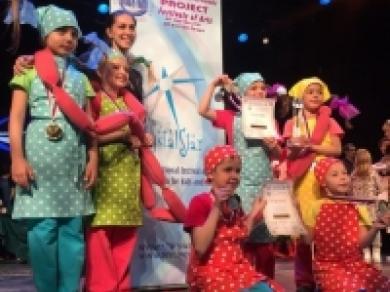 Юные таланты Челябинска удивили Европу