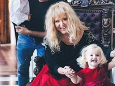 Пугачева, Галкин и их дети