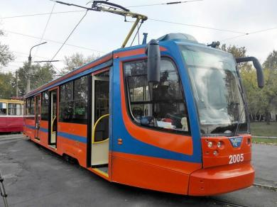 Челябинский городской транспорт адаптировали под незрячих пассажиров