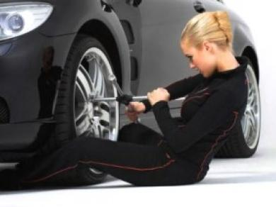 меняем шины
