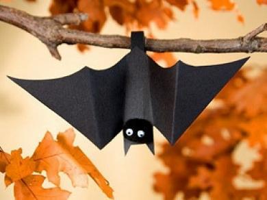 Украшаем дом к Хэллоуину