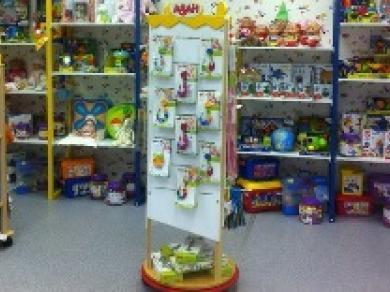 Бизнес идеи - Магазин развивающих детских игрушек