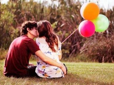 Первая любовь в 14 лет