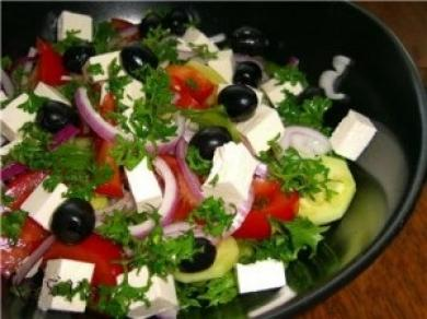 Как получить максимум пользы от салата