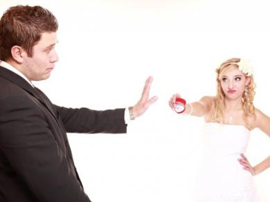 Что делать, если любимый замуж не зовет