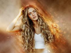 Правила ухода за длинными волосами