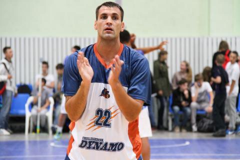 Динамо - баскетбольный клуб Челябинска