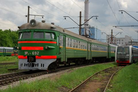 поезд в Челябинске